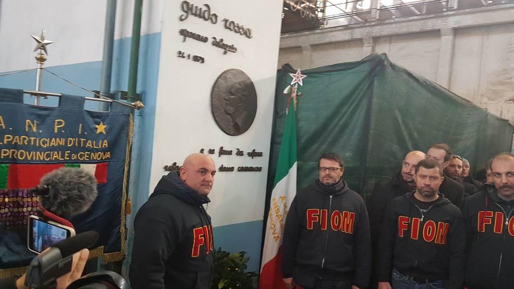 Guido Rossa, Genova ricorda l'operaio assassinato dalle BR