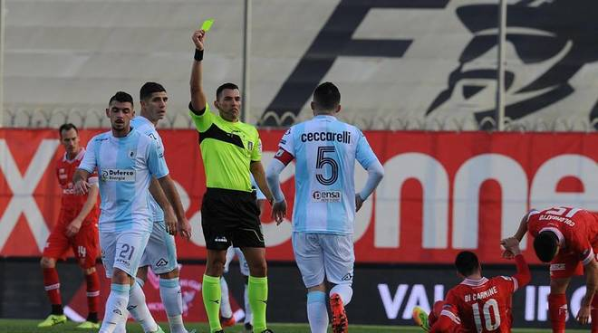 Calcio, Serie B: Perugia vs Virtus Entella