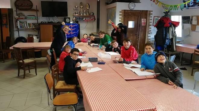 Camp Natalizio