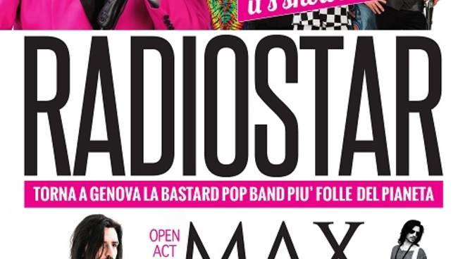 Radiostar in concerto - Open act Max Lo Buono