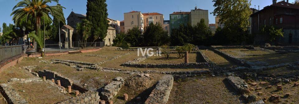 Archeotrekkin - Albisola: la villa romana di Alba Docilia