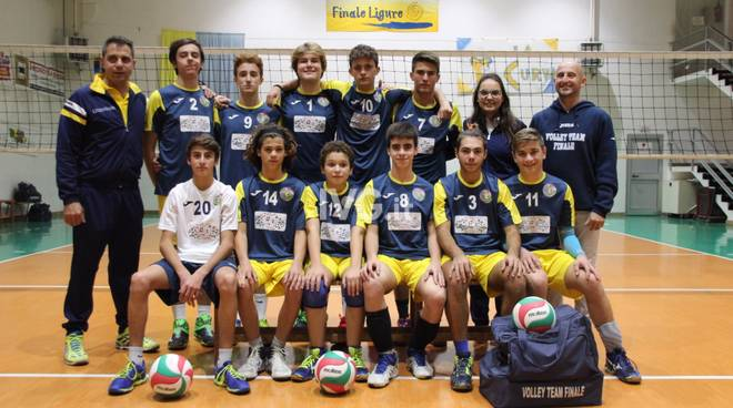 Volley: l\' Under 16M partecipa al Trofeo BE FUN nel Torinese