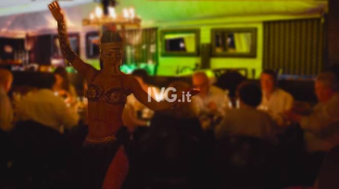 Sbarca Exhotic Dinner Show & Disco