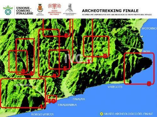 Archeotrekking  - Rocca di Perti e Villaggio delle Anime