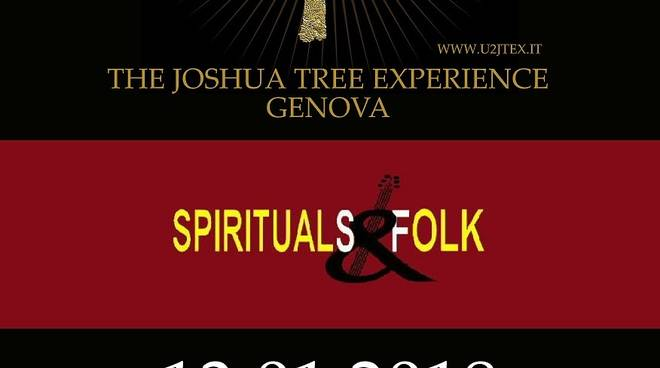 The Joshua Tree Experience + Spirituals & Folk