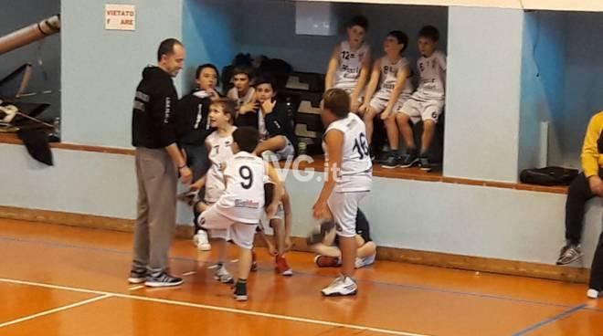 Vincono gli Aquilotti del Finale Basket Club contro l\'Alassio!