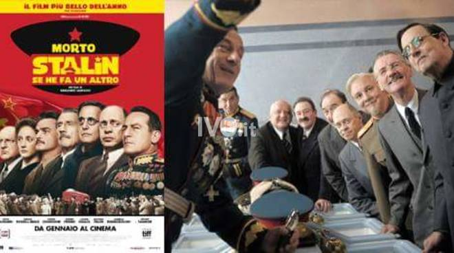 Nel week-end al NuovoFilmstudio di Savona: Morto Stalin, se ne fa un altro (The death of Stalin)