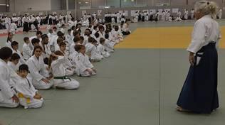 Stage per insegnanti a Roma col M° Zucco per i Responsabile della Scuola Aikido di Finale e Tovo