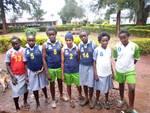 La sezione Volley della Polisportiva del finale aiuta i bambini del Kenya