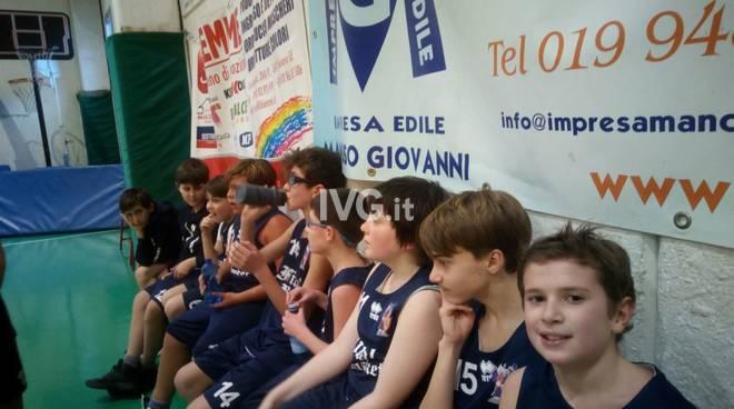Basket: il Finale batte 47 a 27 il Vado