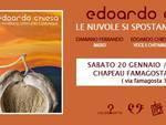 Domani sera al Circolo ARCI Chapeau di Savona: Edoardo Chiesa / Presentazione live nuovo disco