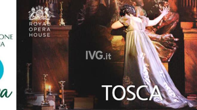 TOSCA in diretta dalla Royal Opera House Covent Garden Londra