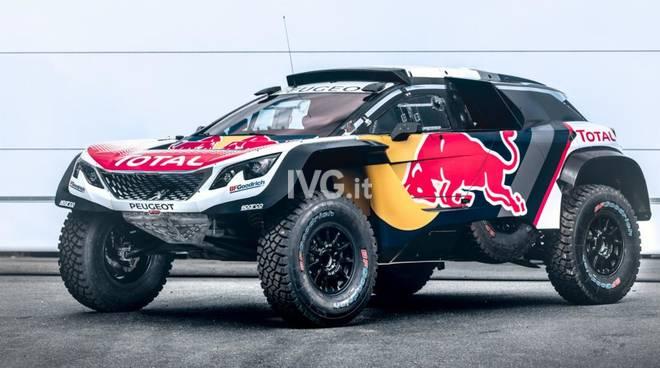 Sébastien Loeb: ogni maledetta Dakar