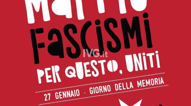 27 gennaio, Giornata della Memoria. Mai più fascismi