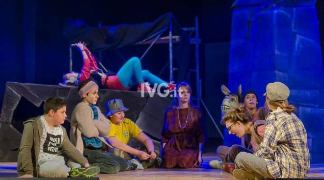 """Ritorna \""""Peter Pan e i Ragazzi Perduti\"""" il 13 gennaio. Iniziata la prevendita dei biglietti.   Lo"""