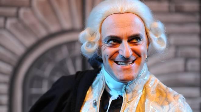 Carlo Ragone attore
