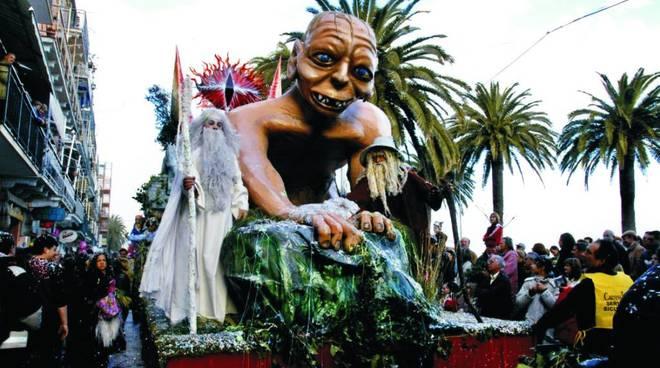Carnevaloa palio dei comuni
