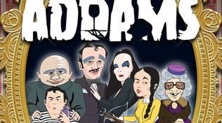 Cena a Casa Addams