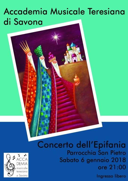 Concerto Epifania San Pietro
