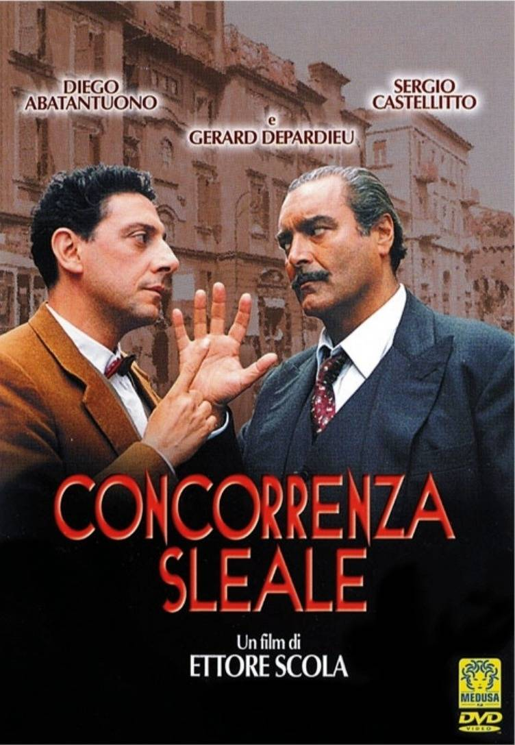 """""""Concorrenza Sleale"""" di Ettore Scola"""