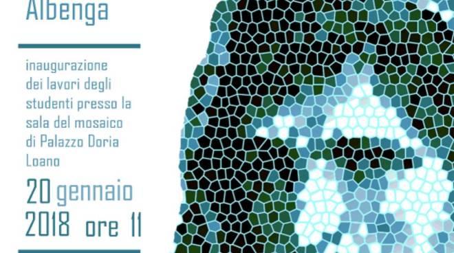 """""""Eclettica"""" mostra studenti liceo Bruno Albenga"""