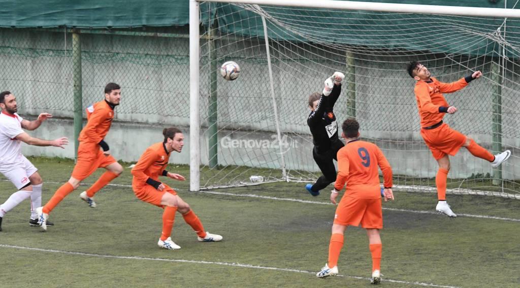 Genova Calcio Sammargheritese Eccellenza Liguria