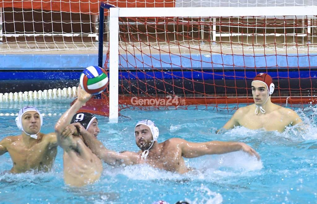 Genova Quinto B&B Assicurazioni - Rn Arenzano Pallanuoto serie A2