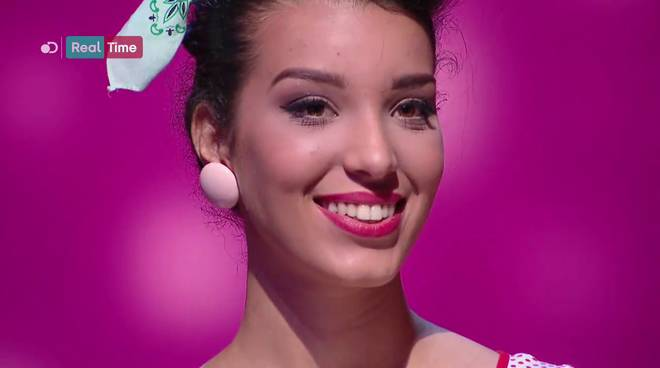 "Giulia Abaach protagonista di ""Take me out"" su RealTime"