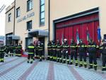 Il distaccamento vigili del fuoco di Finale intitolato a Ermano Fossati