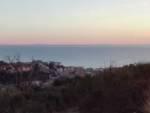 isole da lontano panorama corsica capraia giglio