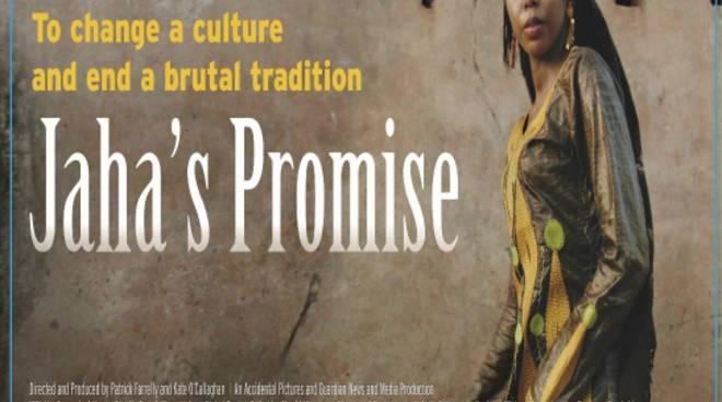 Jaha's Promise documentario