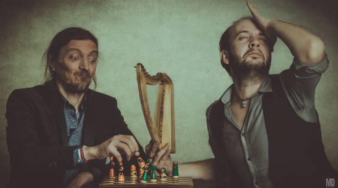 Lorenzo Monguzzi e Adriano Sangineto musicisti