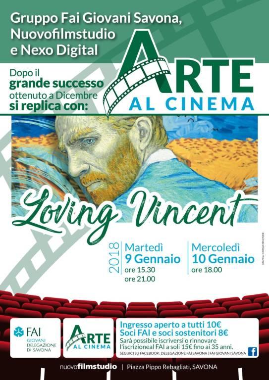 Loving Vincent repliche
