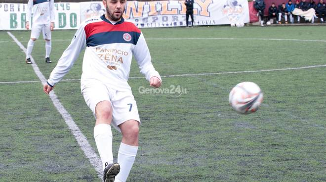 Mariscotti Vs Campi Seconda Categoria  girone D