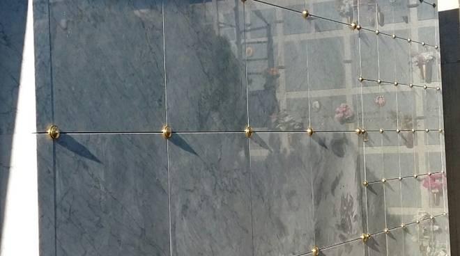 Nuovi loculi cimitero Giustenice