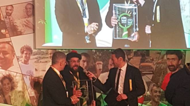 Oscargreen 2017 Alalunga Savona premio