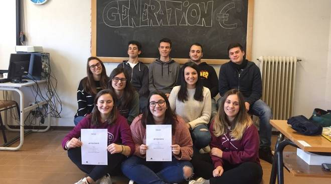 patetta euro students award