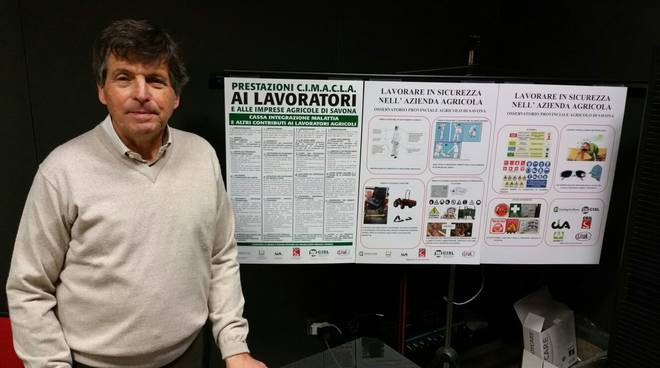 Cia Savona Mirco Mastroianni