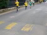 Podismo: i bambini partecipanti al Turchino