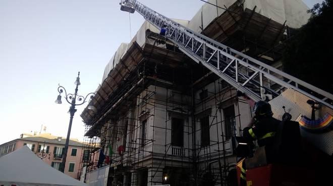 pompieropoli vigili del fuoco piazza sisto