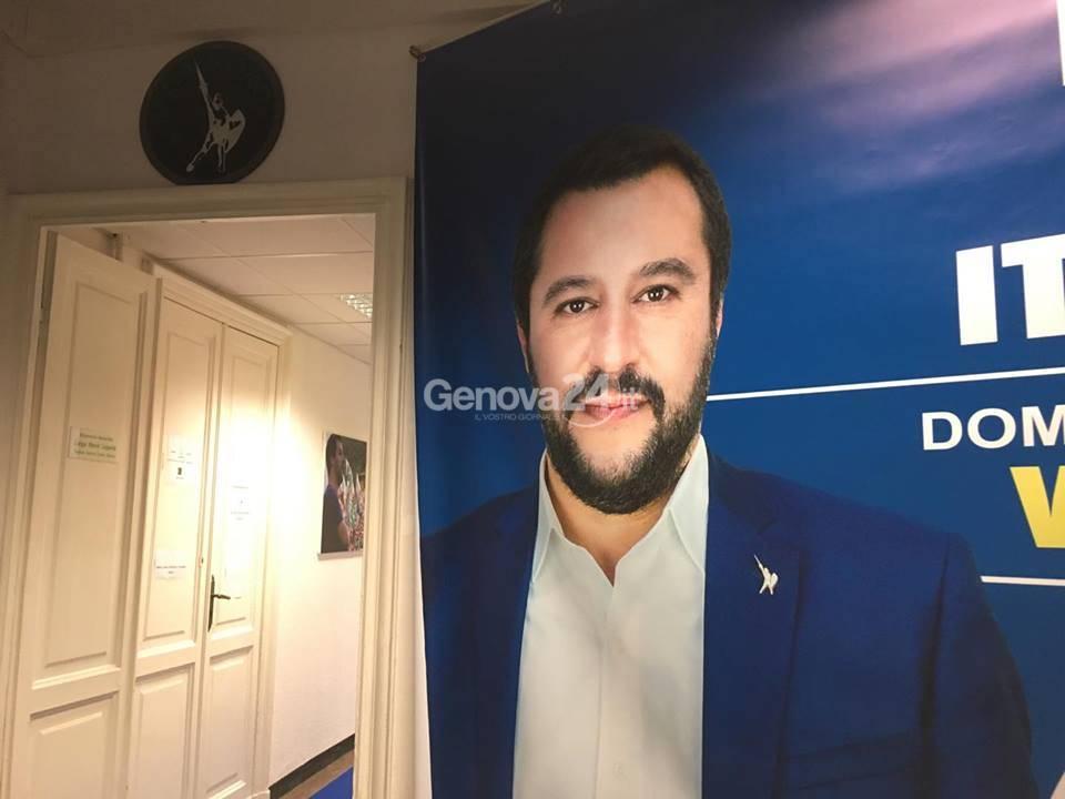 presentazione candidati lega nord elezioni 2018