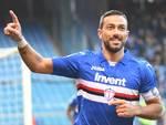 Sampdoria Vs Fiorentina 2° Giornata  di Ritorno serie A