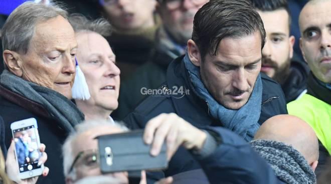 Sampdoria Vs Roma Serie A Recupero terza giornata andata