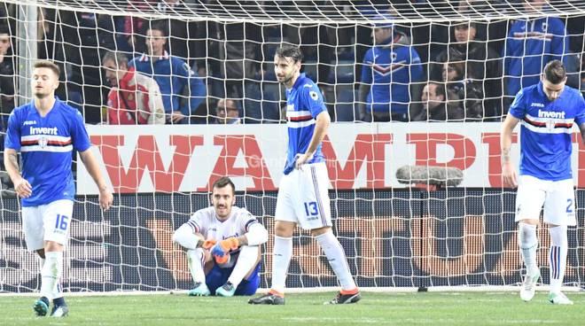 Sampdoria Vs Roma Serie A Recupero Della Terza Giornata Di Andata Genova24 It