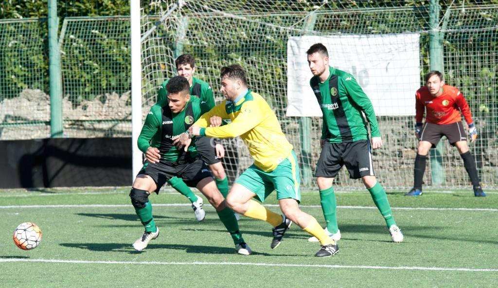 San Bernardino Vs Fegino Seconda Categoria  girone C