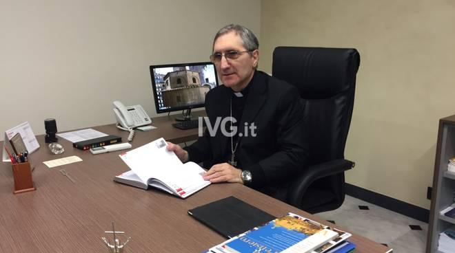 San Francesco di Sales, l'incontro col vescovo di Albenga