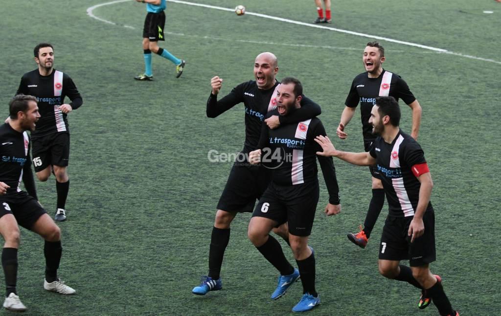 Seconda Categoria: Anpi Sport E. Casassa vs Guido Mariscotti