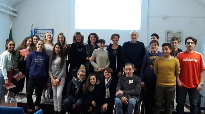 studenti e atleti paralimpici