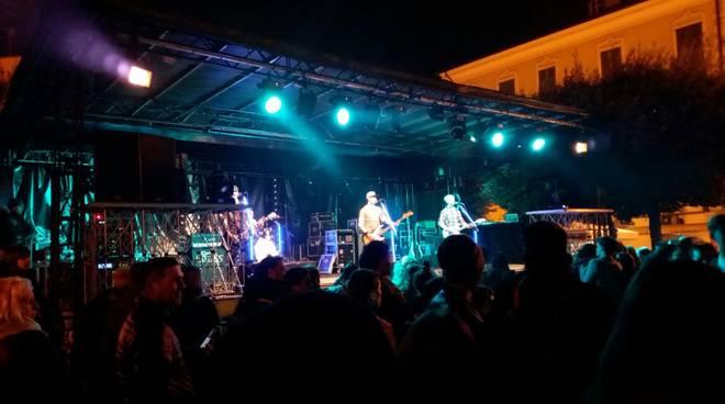 Successo per il Capodanno in piazza di Pietra Ligure