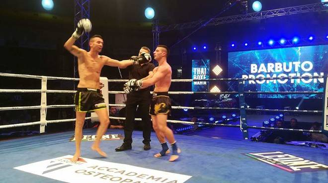 thai boxe mania